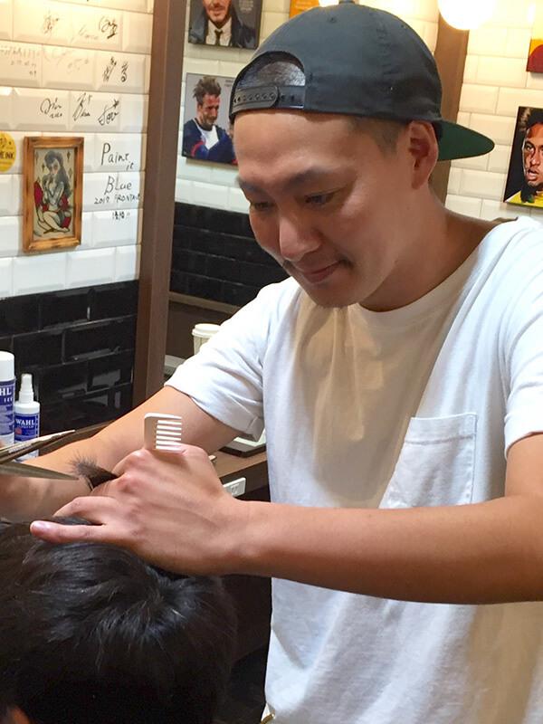 北浦和の美容院(美容室)robii スタッフ イメージ画像