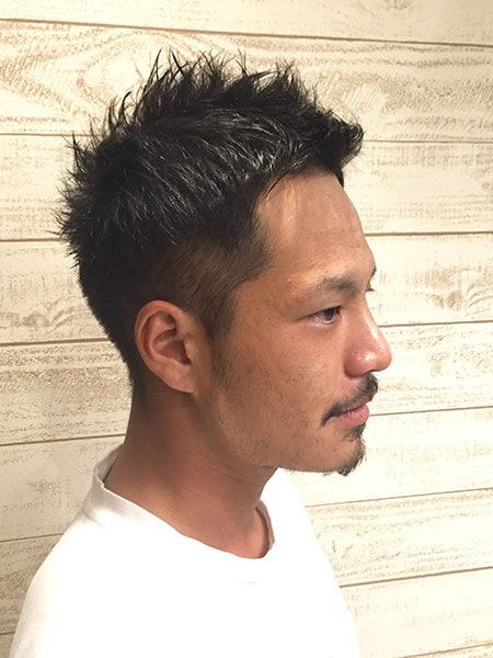 北浦和の美容院・美容室 robii ヘアスタイル「テクスチャードショート」
