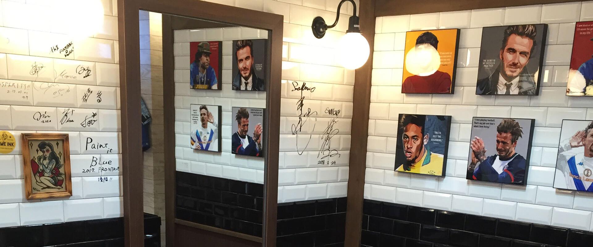 北浦和の美容院(美容室)robii コンセプト「スマート」×「トレンド」×「リクエスト」を取り入れたメンズスタイルを提案! イメージ
